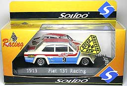 SOLIDO FIAT 131 Racing 001-02