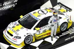 Minichamps Opel Astra V8 Coupe 001-01
